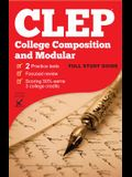 CLEP College Composition/Modular 2017