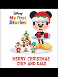 Disney My First Stories: Merry Christmas, Chip and Dale
