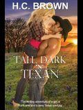 Tall, Dark 'n' Texan: The thrilling adventure of a girl, a hurricane, and a sexy Texas cowboy