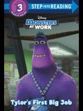 Tylor's First Big Job (Disney Monsters at Work)