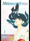 Mermaid Saga Collector's Edition, Vol. 1, Volume 1