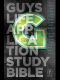 Guys Life Application Study Bible-NLT