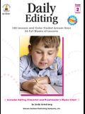 Daily Editing, Grade 2