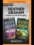 Heather Graham Krewe of Hunters Series: Books 13-14: The Hexed & the Betrayed