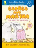 George and Martha: The Best of Friends Early Reader