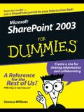 Microsoft Sharepoint 2003 for Dummies