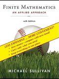 Finite Mathematics: An Applied Approach, Binder Ready Book