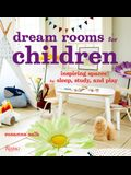 Dream Rooms for Children: Inspiring Spaces for Sleep, Study, and Play