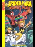 Spider-Man Power Pack: Big-City Super Heroes