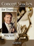 Concert Studies for Trumpet: Grade 3-6 [With CD]