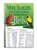 Word Searches, Puzzles and Fun Facts for Those Who Love Birds