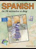 Spanish in 10 Minutes a Day® (English and Spanish Edition)
