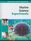 Marine Science Experiments (Facts on File Science Experiments)