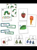 The Very Hungry Caterpillar(tm) Learning Cards