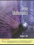 Finite Mathematics, Enhanced Edition [With Access Code]