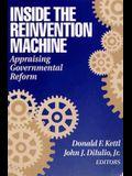 Inside the Reinvention Machine: Appraising Governmental Reform