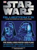 Star Wars Ultimate Blueprints Collection [With 5 Double-Sided Poster-Sized Plans]