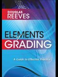Elements of Grading: A Guide to Effective Practice