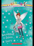 Savannah the Zebra Fairy (the Baby Animal Rescue Faires #4), Volume 4: A Rainbow Magic Book