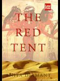 The Red Tent (Wheeler Large Print Compass Series)