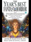 The Year's Best Fantasy and Horror 2008: 21st Annual Collection