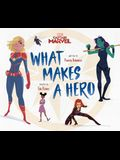 Captain Marvel What Makes a Hero