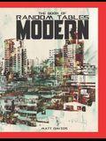 The Book of Random Tables: Modern: 48 1D100 Tabletop RPG Random Tables