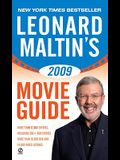 Leonard Maltin's 2009 Movie Guide (Leonard Maltin's Movie Guide (Mass Market))