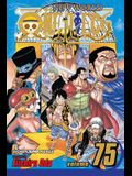 One Piece, Vol. 75, Volume 75: Repaying the Debt