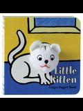 Little Kitten: Finger Puppet Book