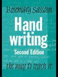 Handwriting: The Way to Teach It