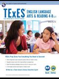 TExES Ela and Reading 4-8 (117) Book + Online