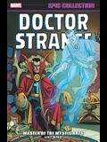 Doctor Strange Epic Collection: Master of the Mystic Arts Tpb (New Printing)