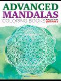 Advanced Mandalas Coloring Books Adults Fun Edition 3