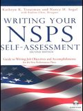 Writing Your NSPA Self-Assessment: Guide to Writing Accomplishments for DOD Employees and Supervisors [With CDROM]