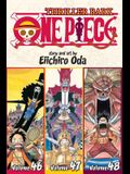 One Piece (Omnibus Edition), Vol. 16, Volume 16: Includes Vols. 46, 47 & 48