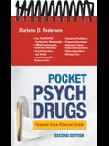 Pocket Psych Drugs: Point-Of-Care Clinical Guide
