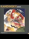 Kandinsky: 2005 Wall Calendar