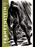 Frankenstein: The Lynd Ward Illustrated Edition