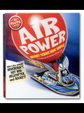 Air Power [With Hot Rod Body and Engline Block, Hovercraft Cockpit and Balloon(s)]