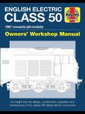 English Electric Class 50: 1967 Onwards (All Models)