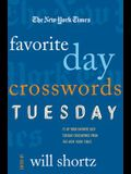 The New York Times Favorite Day Crosswords: Tuesday: 75 of Your Favorite Easy Tuesday Crosswords from the New York Times