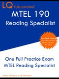 MTEL Reading Specialist: One Full Practice Exam - Free Online Tutoring - Updated Exam Questions