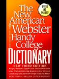 New American Webster Handy College Dictionary (3rd Ed.)