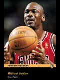 Michael Jordan Book & CD Pack -L1 [With CD (Audio)]