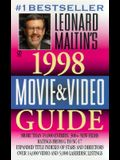 Leonard Maltin's Movie and Video Guide 1998 (Leonard Maltin's Movie Guide)
