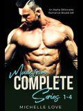 Maelstrőm Complete Series 1-4: An Alpha Billionaire Romance Boxed Set