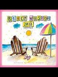 Beach Wisdom 2012 Mini (calendar)