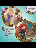Christmas in the Castle (Disney Princess) (Pictureback with Flaps)