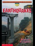 Earthquakes (Scholastic Science Readers, Level 2)